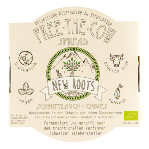 NewRoots_Cream Cheeze - Ciboulette